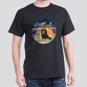 R-XAngel-BT Cavalier Dark T-Shirt