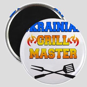 Ukrainian Grill Master Magnet