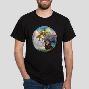 AngelLove-Cav-BT-R Dark T-Shirt
