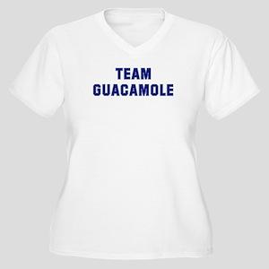 Team GUACAMOLE Women's Plus Size V-Neck T-Shirt