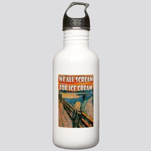 We All Scream Stainless Water Bottle 1.0L