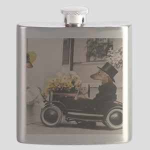 Old Fashioned Doxies Flask