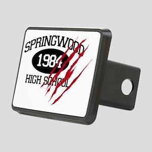 Springwood High School 198 Rectangular Hitch Cover