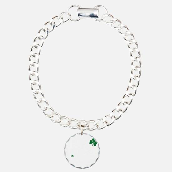 notIrishJustDrunk1E Charm Bracelet, One Charm