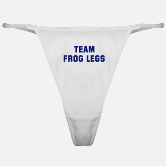 Team FROG LEGS Classic Thong