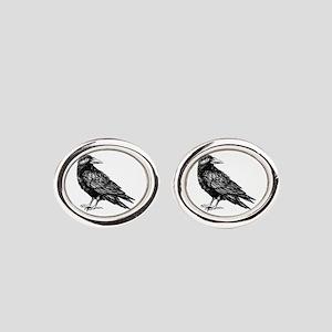 Raven Cufflinks