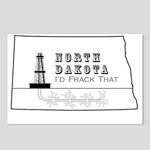 Frack That Bakken! Postcards (Package of 8)