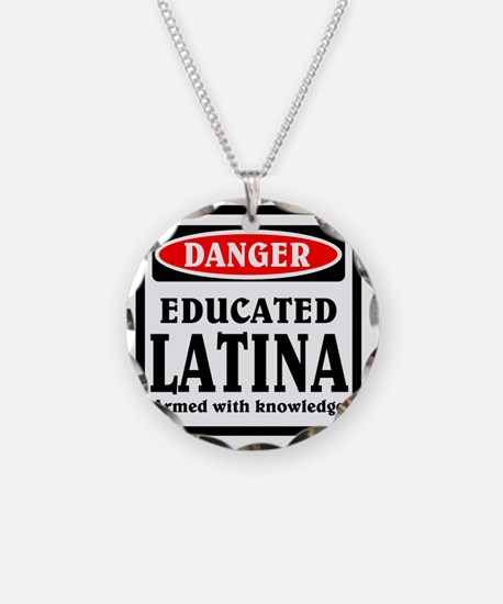 Educated Latina Necklace