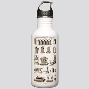 19th Century electrica Stainless Water Bottle 1.0L
