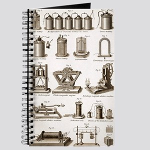 19th Century electrical equipment Journal