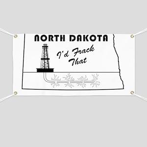 Frack the Bakken Banner