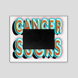 Cancer Sucks. Picture Frame