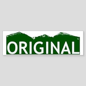Original Sticker (Bumper)
