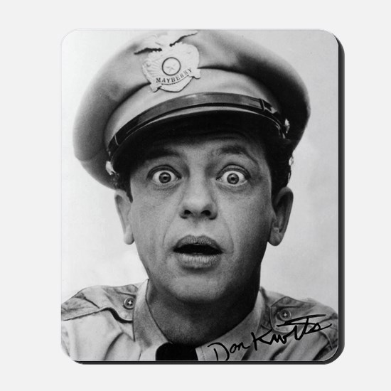 My Dad Don Knotts Mousepad