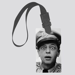My Dad Don Knotts Large Luggage Tag