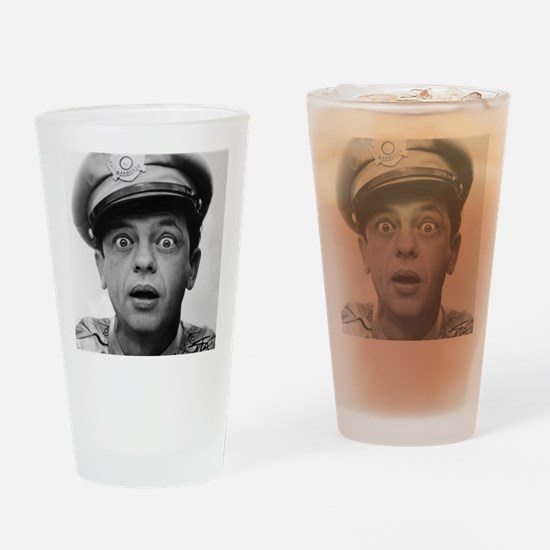 My Dad Don Knotts Drinking Glass
