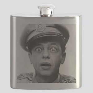 My Dad Don Knotts Flask