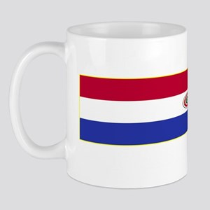 Born In Paraguay Mug