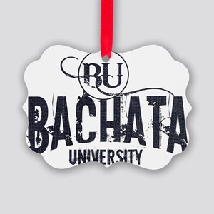 Bachata Dance University Picture Ornament