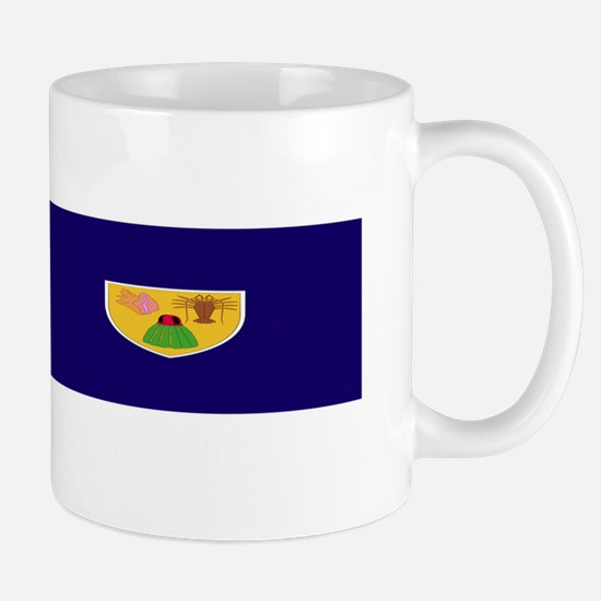 Born In Turks  Caicos Mug