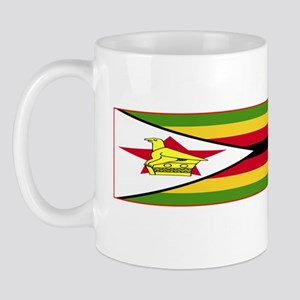 Born In Zimbabwe Mug