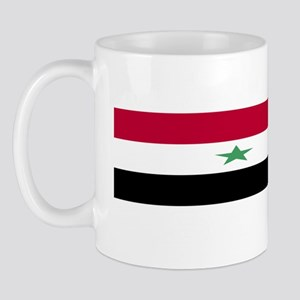 Syria Made In Designs Mug