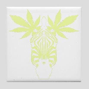 bk-pull_mzebra Tile Coaster