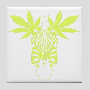 nvy-ss_mzebra Tile Coaster
