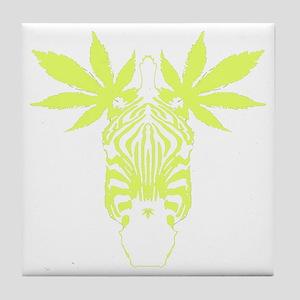 nvy-pull_mzebra Tile Coaster