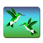 Hummingbirds Mousepad