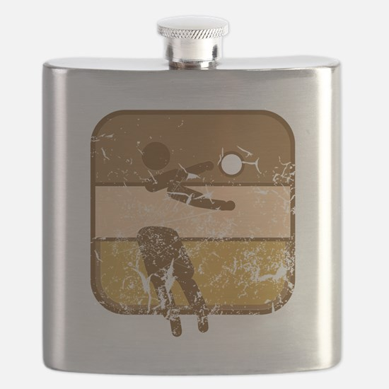 Volleyball (used) Flask