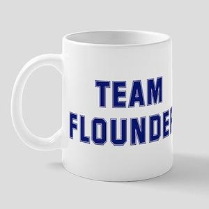 Team FLOUNDER Mug