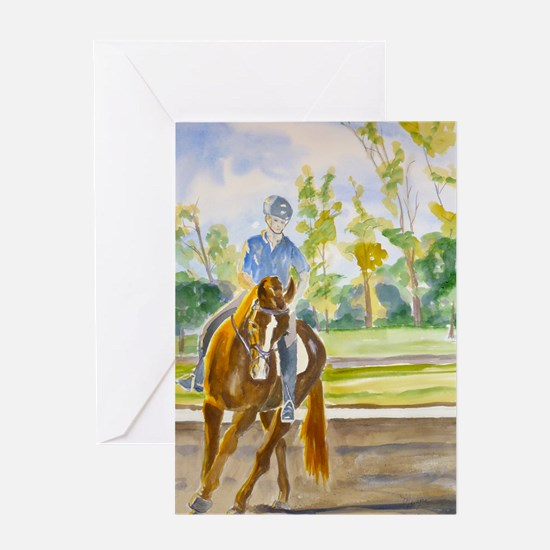 A Golden Moment Greeting Card
