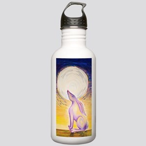 Moon Gazing Hare Stainless Water Bottle 1.0L