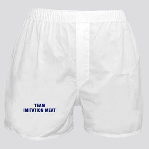 Team IMITATION MEAT Boxer Shorts