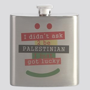 didnt ask to be Palestinian Flask