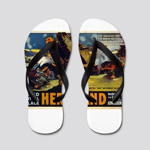 af7d645c06c2 Flip Flops. Hero Land The Greatest Spectacle The World Has Eve