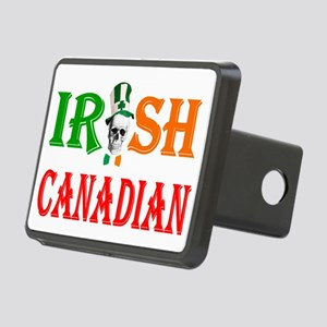 Irish Canadian St Patricks Rectangular Hitch Cover