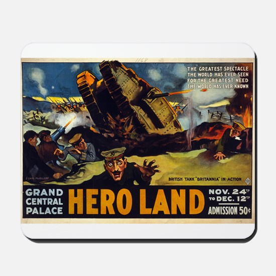 Hero Land The Greatest Spectacle The World Has Eve