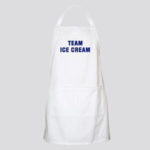 Team ICE CREAM BBQ Apron