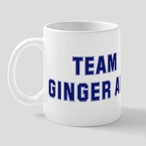 Team GINGER ALE Mug