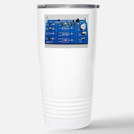Educational circuit boa Stainless Steel Travel Mug