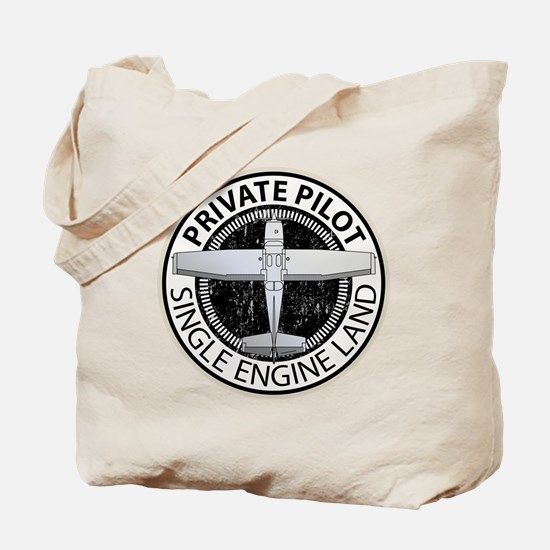 Aviation Private Pilot Tote Bag