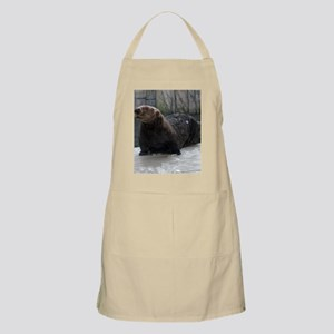 Icy Lunch Apron