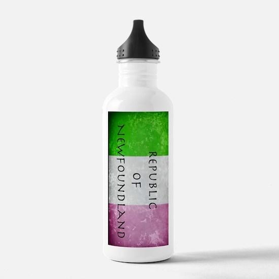 Republic of Newfoundla Water Bottle