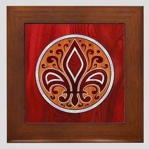 fleur-wood-inlay-BUT Framed Tile