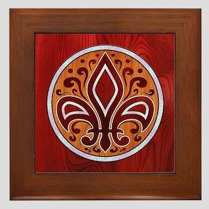 fleur-wood-inlay-CRDh Framed Tile