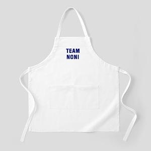 Team NONI BBQ Apron