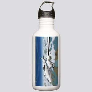 King Air C90B 1 Stainless Water Bottle 1.0L