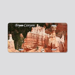 Bryce Canyon, Utah 3 (capti Aluminum License Plate